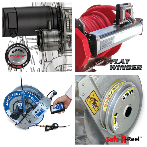 Reel Tech Accessories for PitBull Reels
