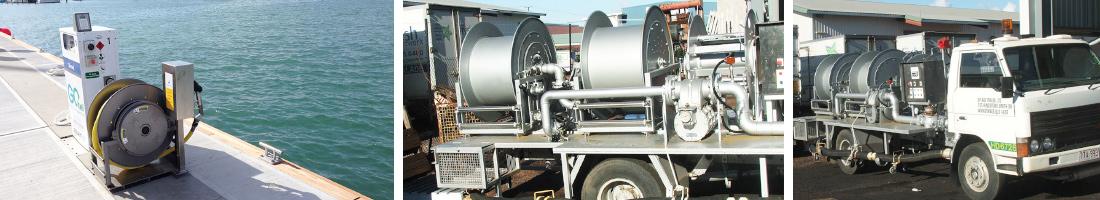 Fuel Delivery Hose Reels