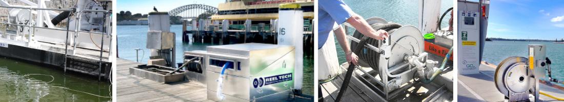 Maritime Hose Reels