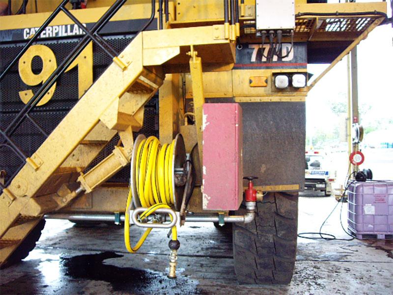 Mining Hose Reels - Pit Bull 1